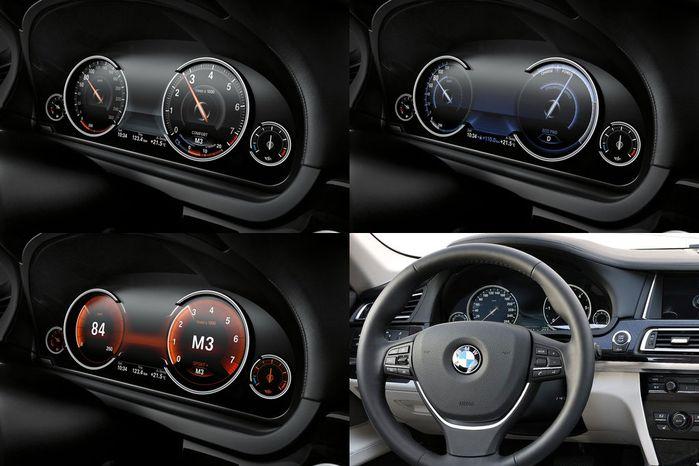 BMW kombi 6WB