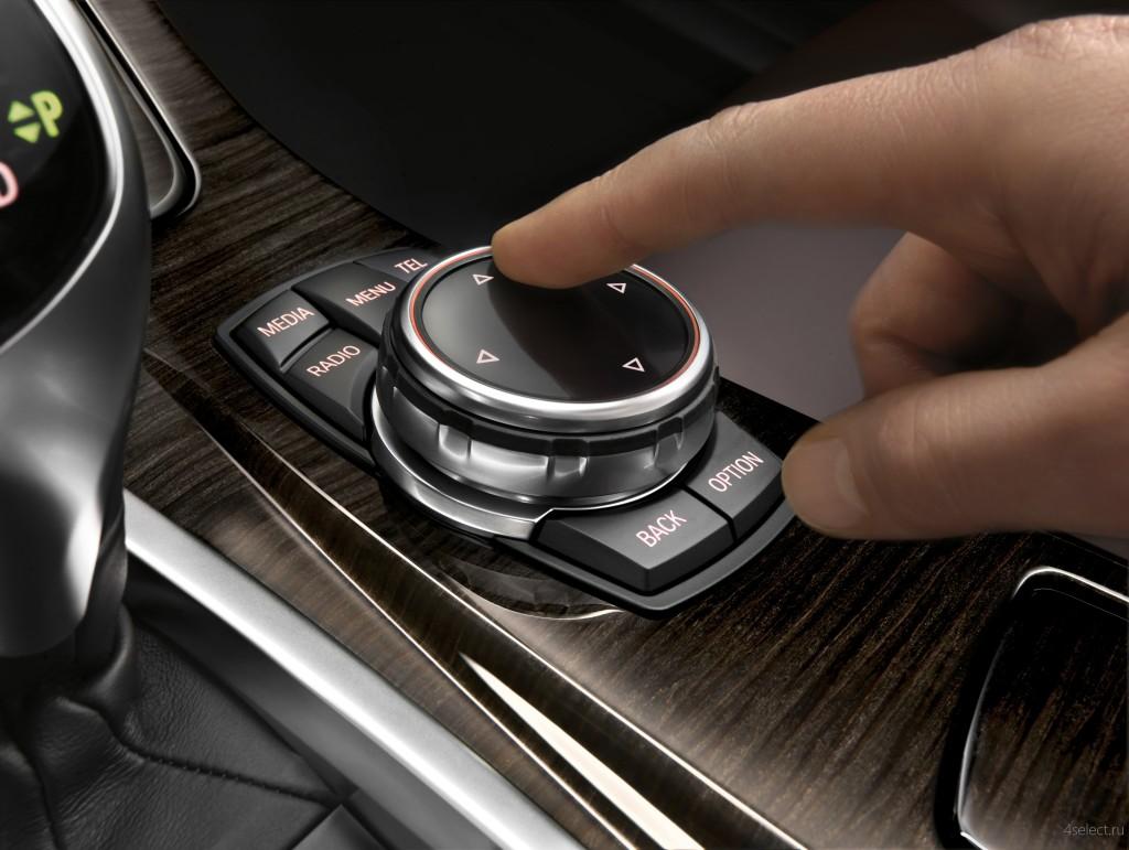 BMW NBT Touch