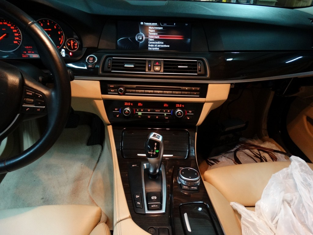 BMW NBT