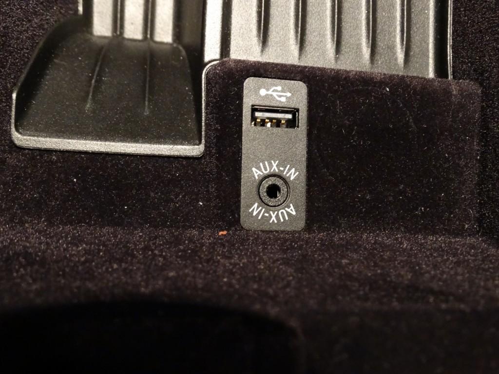 BMW USB