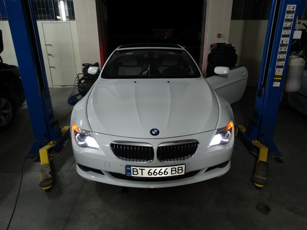 BMW E63 650i