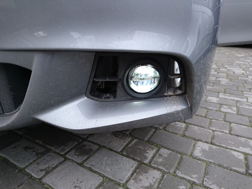 bmw led fog light